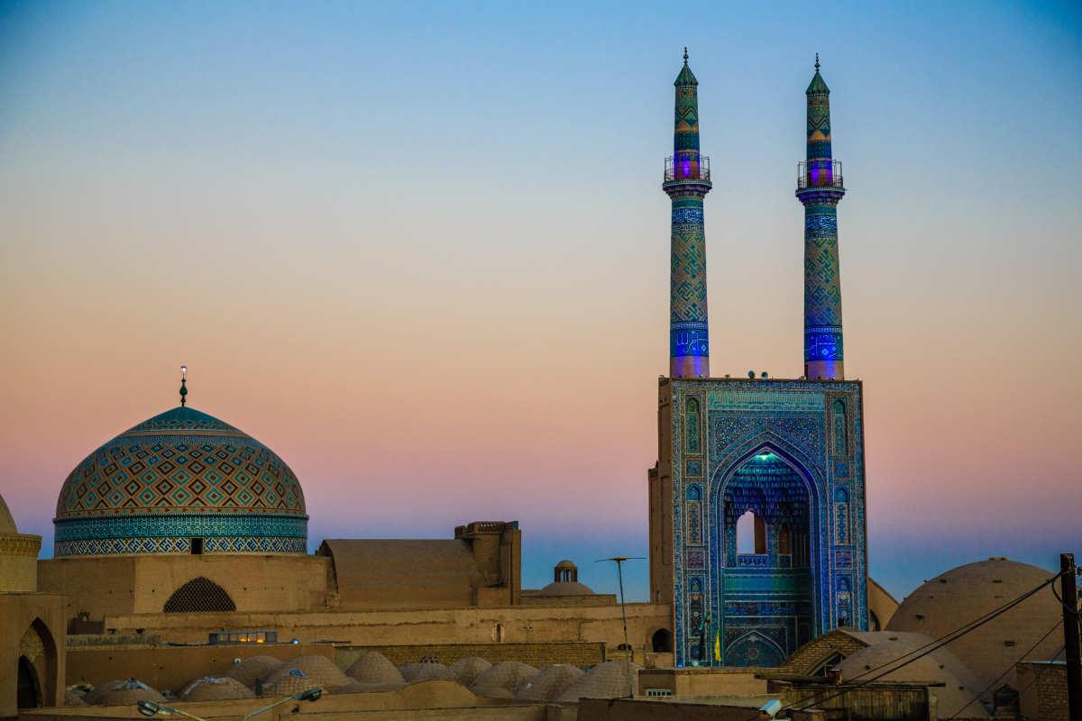 Yazd-Iran