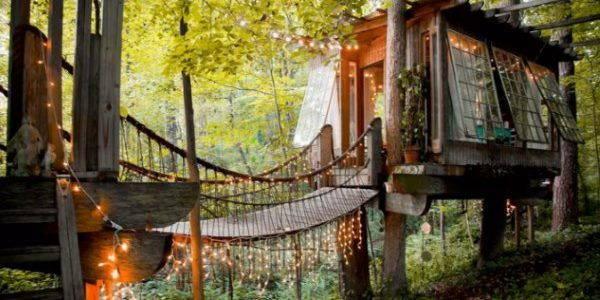 La splendida casa sull\'albero di Atlanta è la più prenotata ...