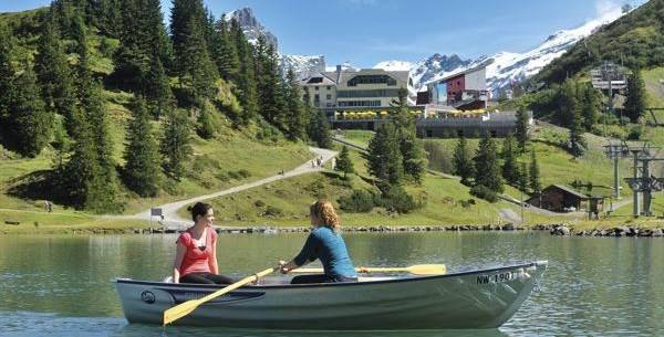 svizzera alloggi natura