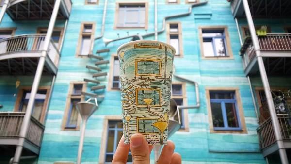 tazze caffè disegni8