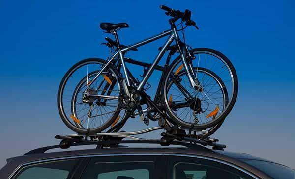 trasportare bici