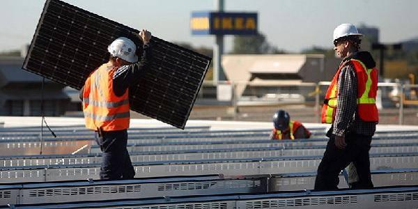 ikea fotovoltaico