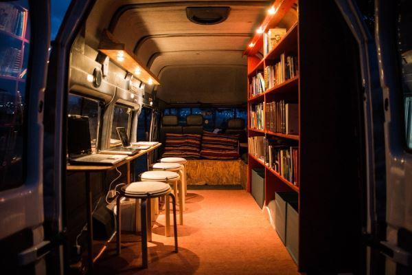 minivan library5