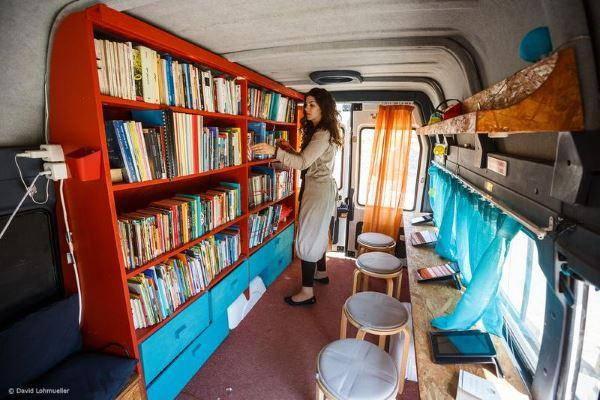 minivan library7