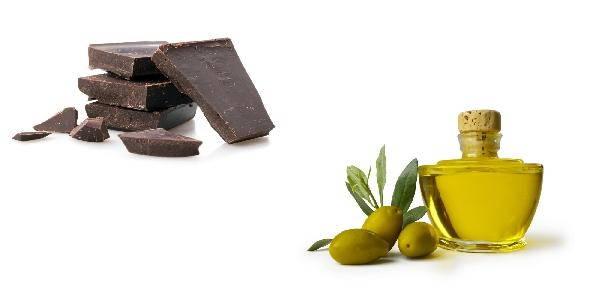 Cioccolato olio