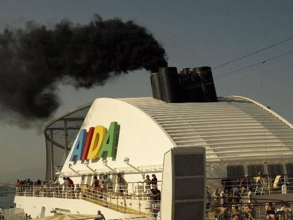 inquinamento navi 2