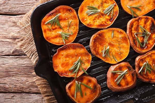 patate dolci alforno