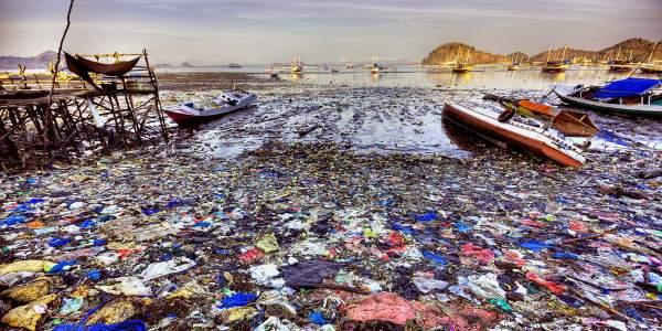 Plastiche oceani