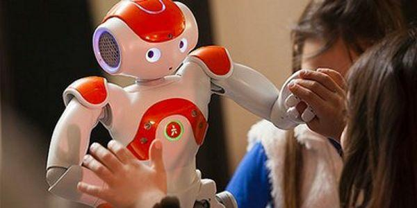 robot Nao autismo