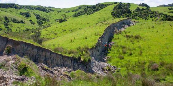 Canyon Nuova Zelanda