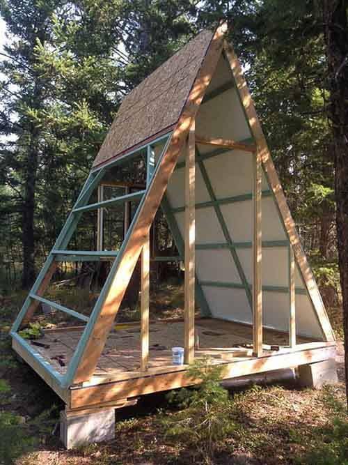 tiny house costruzione