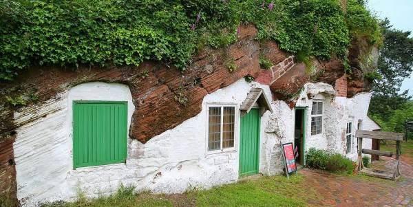 case di roccia