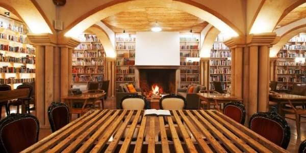 hotel biblioteca