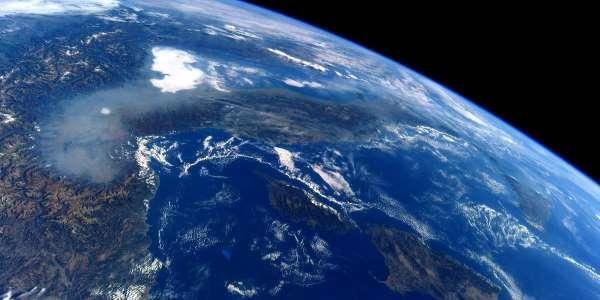 inquinamento dallo spazio
