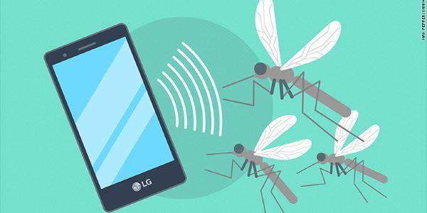 Lg anti zanzare