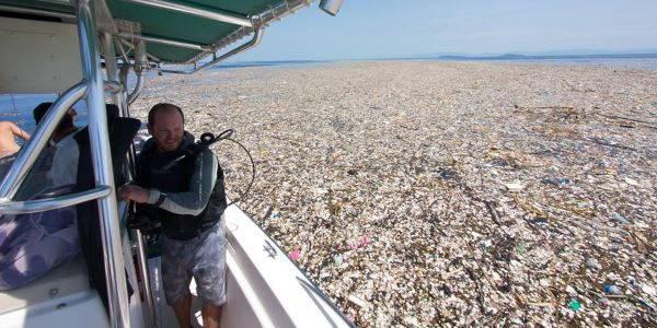 rifiuti Caraibi