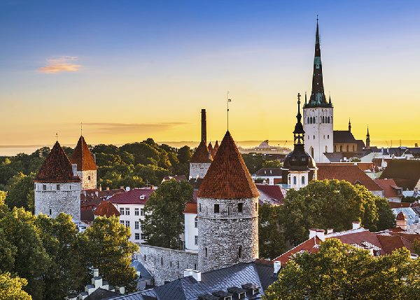 tallin lonely planet