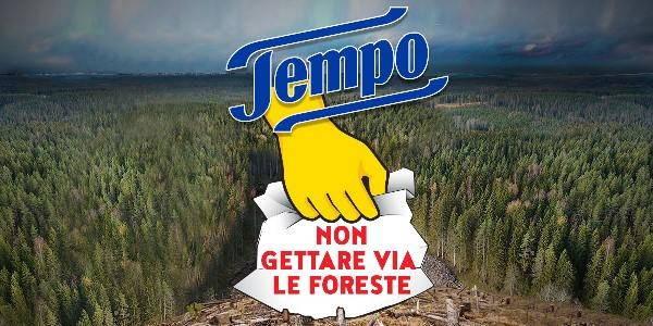 Greenpeace Tempo carta