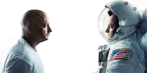 gemelli nello spazio
