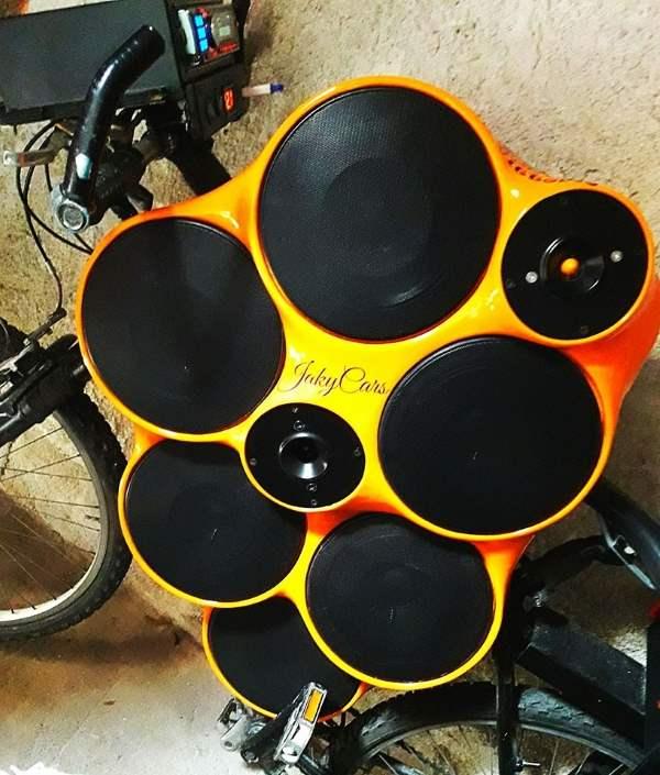 bici stereo
