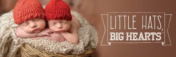 bimbi cappellini rossi