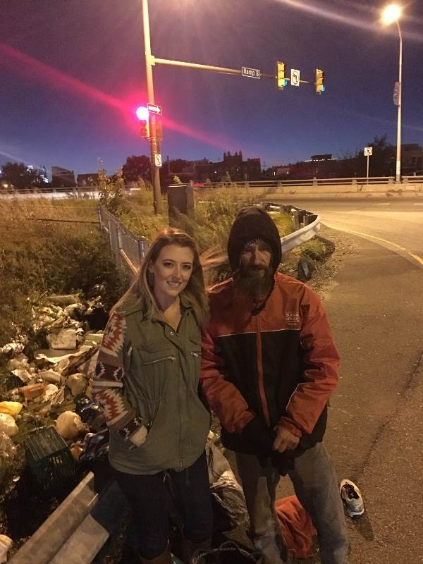 senzatetto benzina
