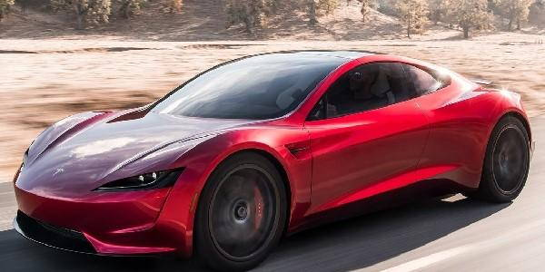 Tesla Road