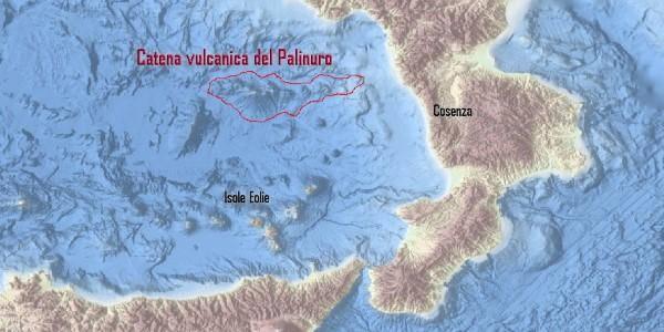 vulcani Tirreno