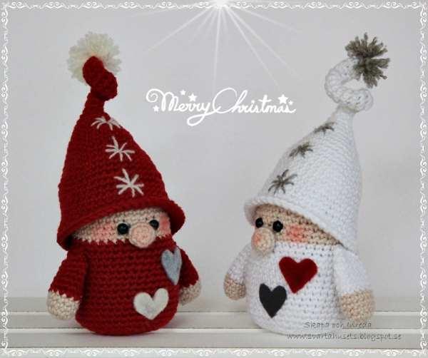 Tutorial Babbo Natale all'uncinetto amigurumi IV parte - Santa Claus  Crochet - Papá Noel crochet - YouTube | Pai natal, Brinquedos crochet,  Papai noel | 502x600