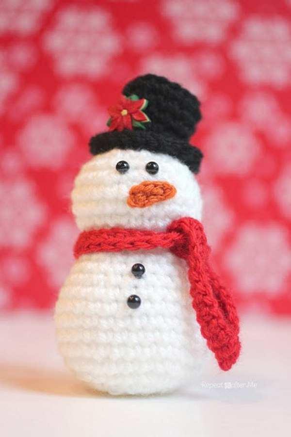 Amigurumi natalizi: schemi e tutorial per decorazioni e pupazzi ... | 901x600