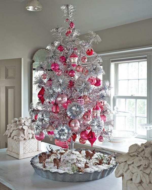 base albero di natale teglia