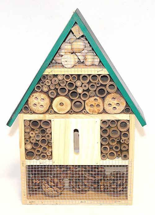 casetta rifugio insetti