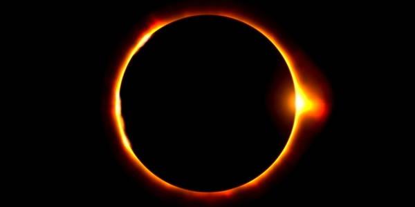 eclisse sole modifiche atmosfera