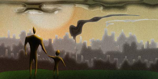 Inquinamento atmosferico bambini
