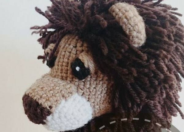 Come realizzare un Orsetto Amigurumi all'uncinetto - Schema Gratuito | 430x600