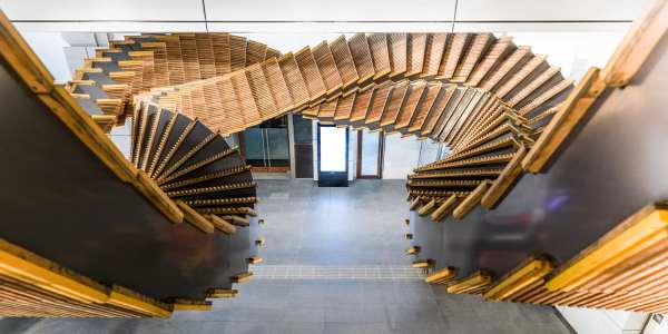 scale mobili legno Sydney