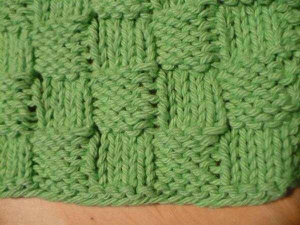 sciarpa a scacchi verde
