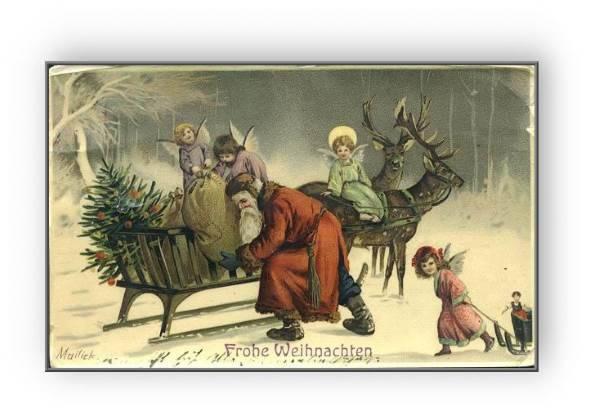 La Storia Babbo Natale.Babbo Natale La Vera Storia E La Leggenda Sciamanica