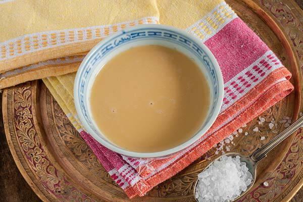 tè burro yak