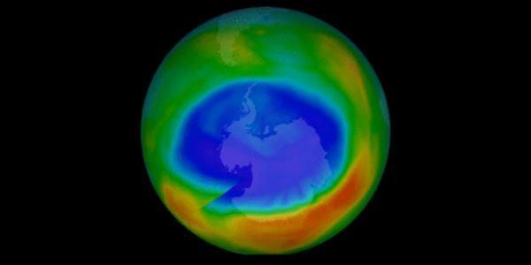 buco ozono Nasa