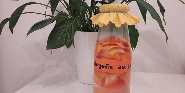 detergente fai da te bucce agrumi
