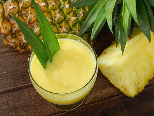dieta ananas succo