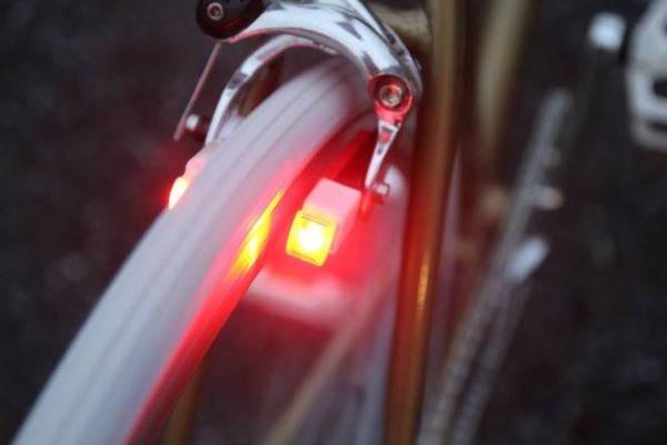 luci bici magnic light