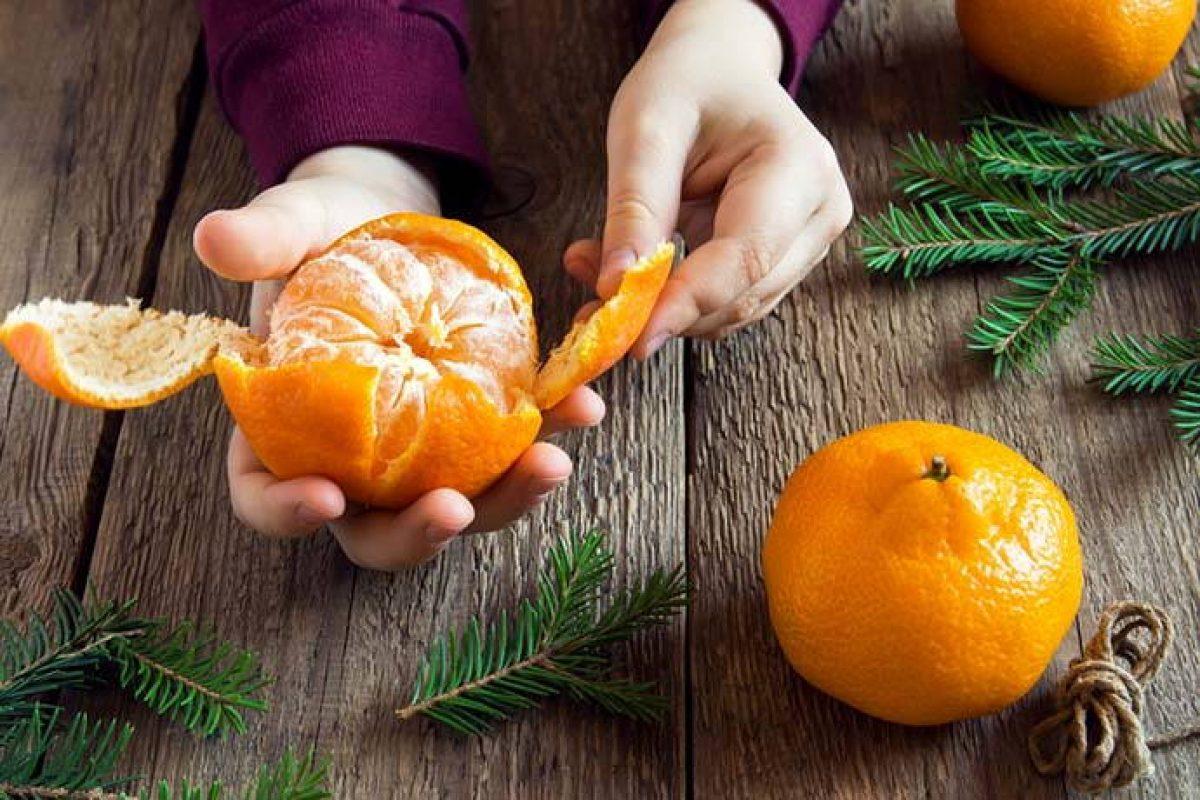 Bucce di mandarino: dalle scorze 10 rimedi per i piccoli problemi di salute - greenMe
