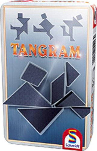 tangram magnetico