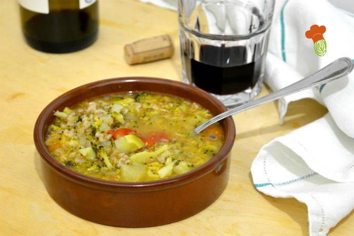 zuppa farro broccoli cover