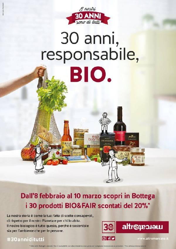 altromercato 30anni responsabile bio low