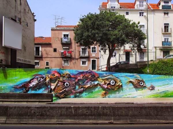 bodalo street art 121