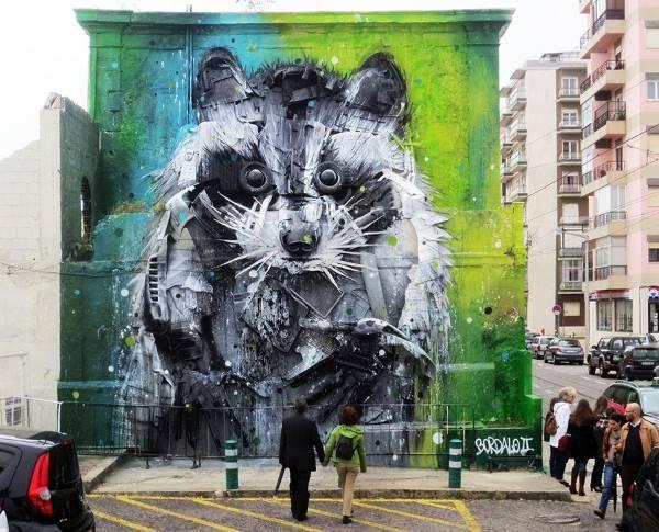 bodalo street art 152