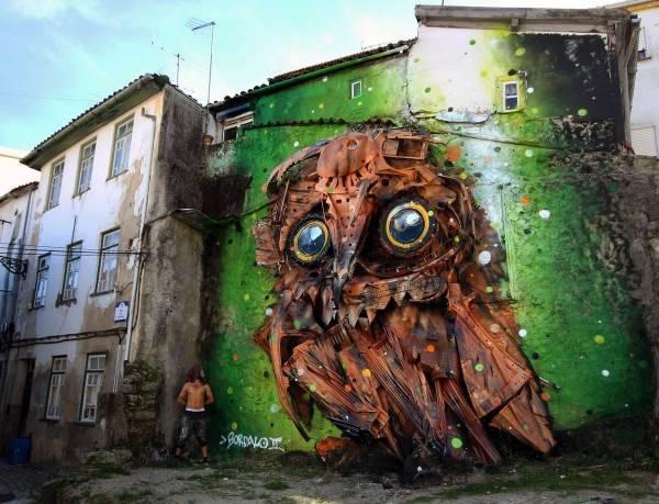 bodalo street art